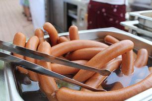 Frankfurter Wiener Wasser Topf Küche