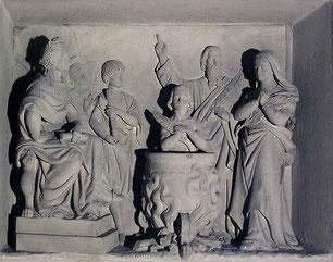 Folterungsszene des hl. Vitus