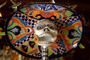 Mexikanisches Kulturgut - Dia de los Muertos