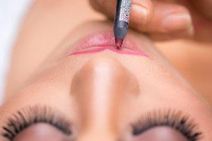 LipLiner für perfekte Lippen TeenEvent schatzsuche kindergeburtstag schminken lernen Kussmund schminktipps schmink tutorial schminkkurs