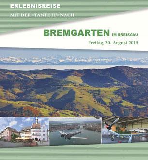 Freitag, 30. August 2019 - Tagesausflug - Bremgarten im Breisgau