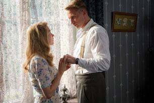 Michelle Williams et Matthias Schoenaerts: ils s'aiment, mais il ne faut pas (©UGC Distribution)