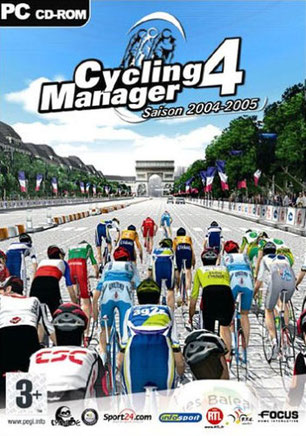 PRO CYCLING   MANAGER    2004-2005   PC DVD