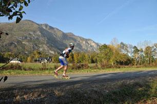 Roller voie verte de la vallée des gaves Gîte CASA BONITA et FTC SPORT