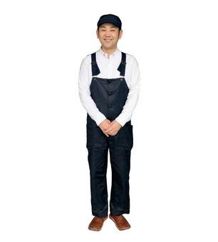 山本佐太郎商店山本慎一郎さん
