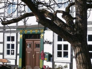 Der historische Ortskern Grasdorfs unterliegt einer Gestaltungssatzung