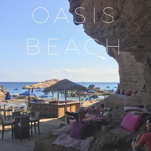 Oasis Strand Rhodos