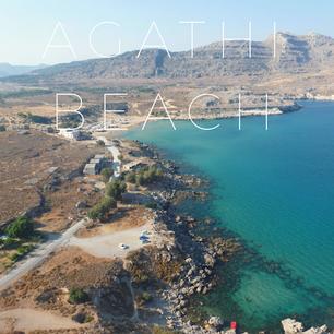 Agathi Strand Rhodos