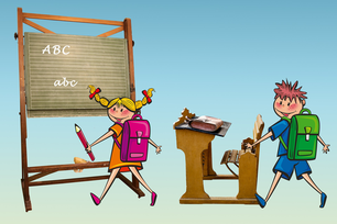 Rechtschreibung Regeln, Rechtschreibung Übungen, Rechtschreibung verbessern, Lehrkurs Rechtschreibung