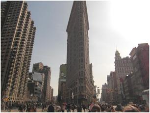 Flatiron - New Yorks Bügeleisen