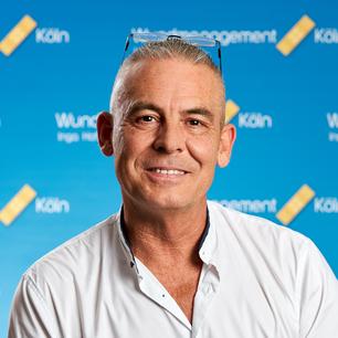 Rober Tischner - Geschäftsführer Wundmanagement Köln und Personal