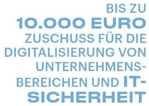 Digitalbonus Bayern, Förderung, IT, Projekte, Migration, Virtualisierung, Digitalisierung, Datensicher, Datenschutz, IT-Security