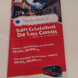Vamos a Oaxaca!