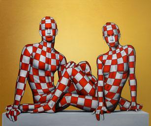 Oil on canvas 2014 100x120 cm