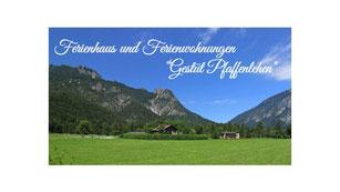 Ferienhaus und Ferienwohnungen Gestüt Pfaffenlehen Bischofswiesen