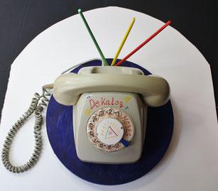 zehn Gebote ..... Dekalog..... Phone