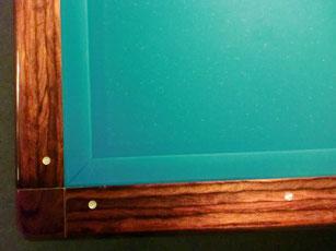 Billardtisch ohne Löcher