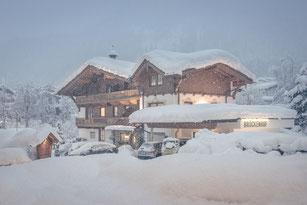 Winterferien Tux Finkenberg Ferienwohnung Brückenhof