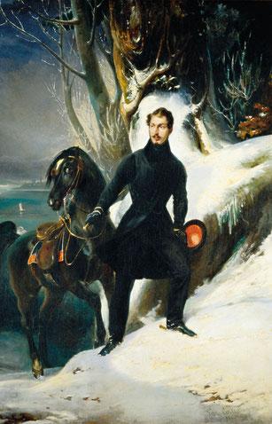 Louis Napoleon auf Arenenberg