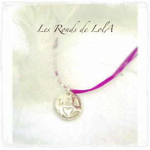 Bijoux personnalisé,graver le prénom,bijoux message,bijou prénom