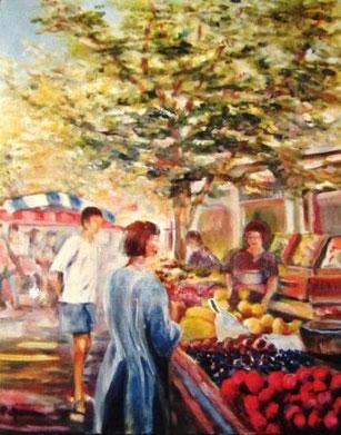 445- Le marché de Toulon