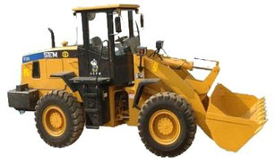 SEM 639 Wheel Loader
