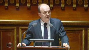 Mr. le Sénateur des Hauts-de-Seine, André Gattolin.