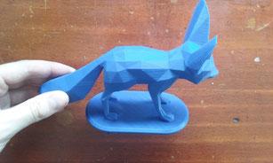 Fixations cadre en Impression 3D