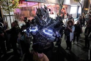 megatron decepticon animation transformers