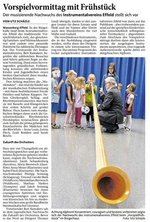 Heinsberger Zeitung 22.6.2018 - Artikel zum Vergrößern einfach anklicken.