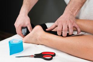 Kinesiotape Physiotherapie Tirol Imst Thurner
