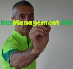 Ich führe Ihre IT-Projekte in die Zukunft - Hermanagement AG