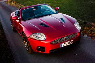 folierung Jaguar Auto Tuning