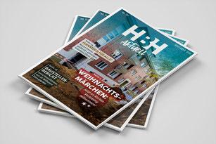 Mitgliederinformation, Hanseatische Baugenossenschaft Hamburg