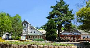 Shinshu agricultural park / Tirolean forest