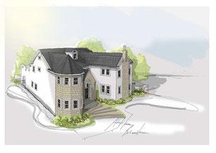 輸入住宅デザイン