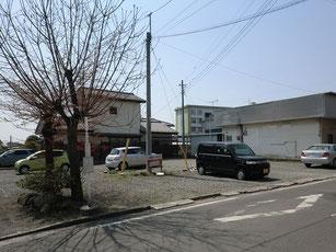 月極貸し駐車場 桐生市相生町3丁目341-5