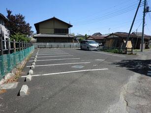 桐生市相生町5-144-38 駐車場