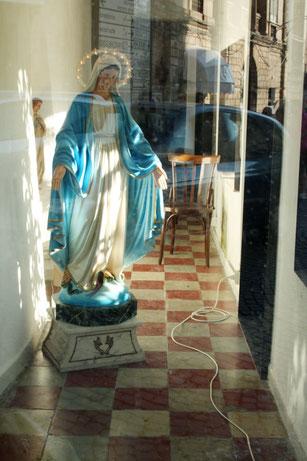 gesehen in Ostuni ( Apulien )