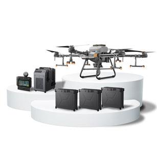 Drones para Agricultura | Drones para Fumigar son la nueva tecnología que invade los campos mexicanos | Drones Agrícolas