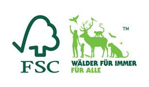 FSC - Wälder für immer für alle