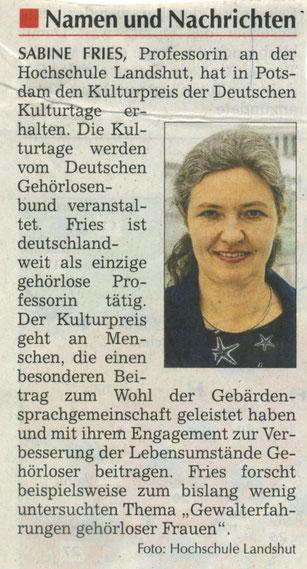 Quelle: Landshuter Zeitung 05.06.2018