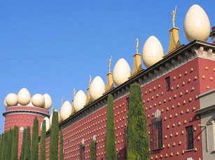 Théâtre-musée Dali à Figuéras - Catalogne