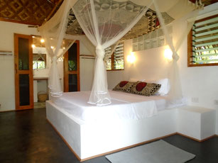 Accommodation, rooms, bungalows, Nypa Style resort, Camiguin, Philippines