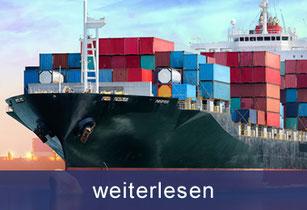 Seefracht Import und Export