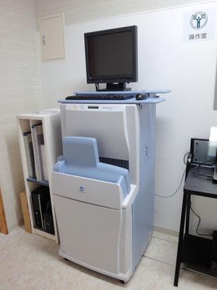 コンピューター画像処理装置(CR)