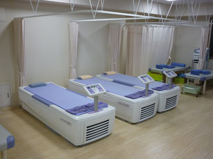 ベッド型マッサージ機(ウォーターベッド)
