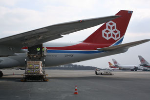 In future Reich will have to steer Cargolux into save harbors  /  source: hs