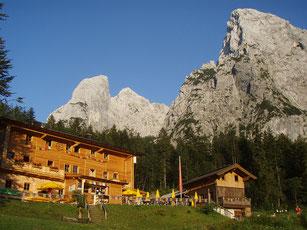 Kaisertalhütte - Hans Berger Haus