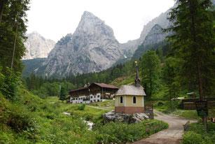 Anton Karg Haus - Hinterbärenbad